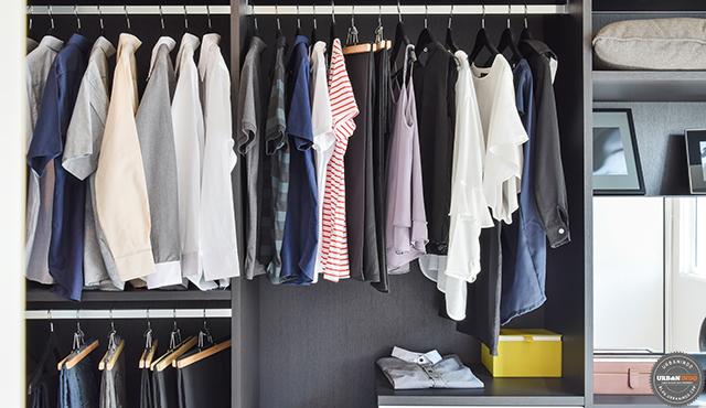 Tempat Penyimpanan Baju