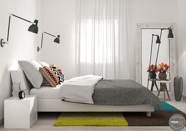 Cara Jitu Menata Kamar Tidur Mungil Rumah Minimalis