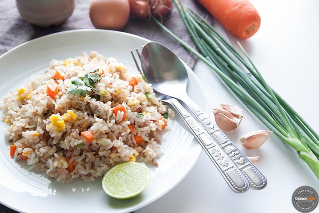 Resep Masakan Nasi Goreng Bawang Putih