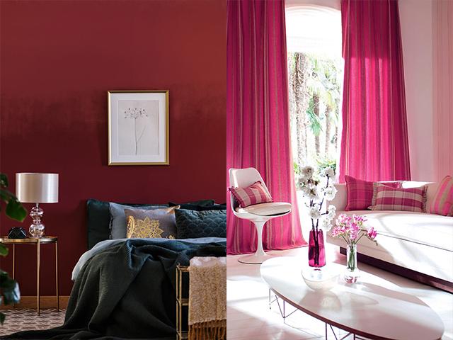 87 Gambar Rumah Cat Pink Muda Paling Keren