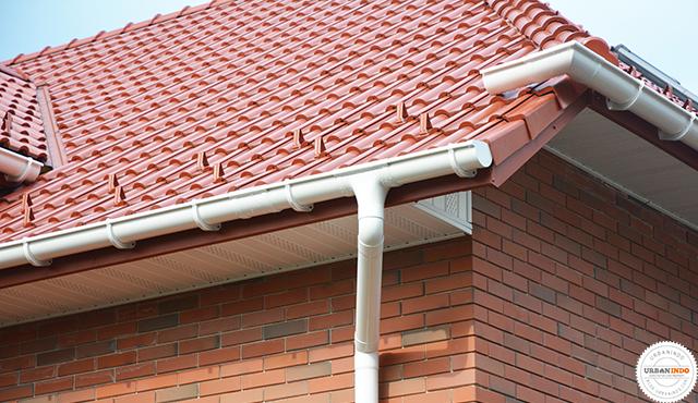 Jenis Saluran Air Hujan yang Umum Digunakan di Rumah