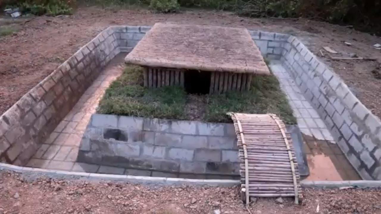 kolam renang unik