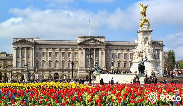 Istana Kerajaan Inggris