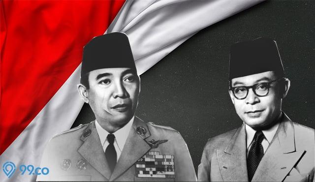 Ini Rumah Soekarno dan Hatta Semasa Kecil yang Masih Berdiri Tegak!