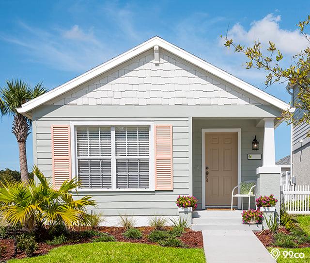480+ Gambar Rumah Sederhana Dengan Halaman Luas HD