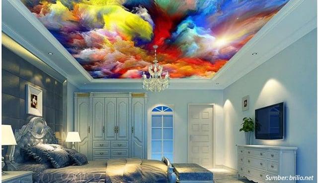 Memahami Dekorasi Lantai 3 Dimensi Untuk Interior Rumah Yang Cantik