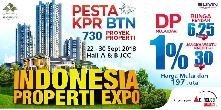 Indonesia Property Expo 2018