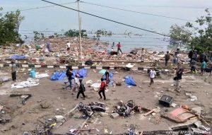 Gempa dan Tsunami Palu Donggala