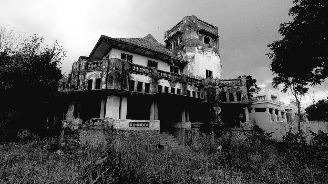 5 Daftar Rumah Angker di Indonesia | Ada Rumah Kuntilanak!
