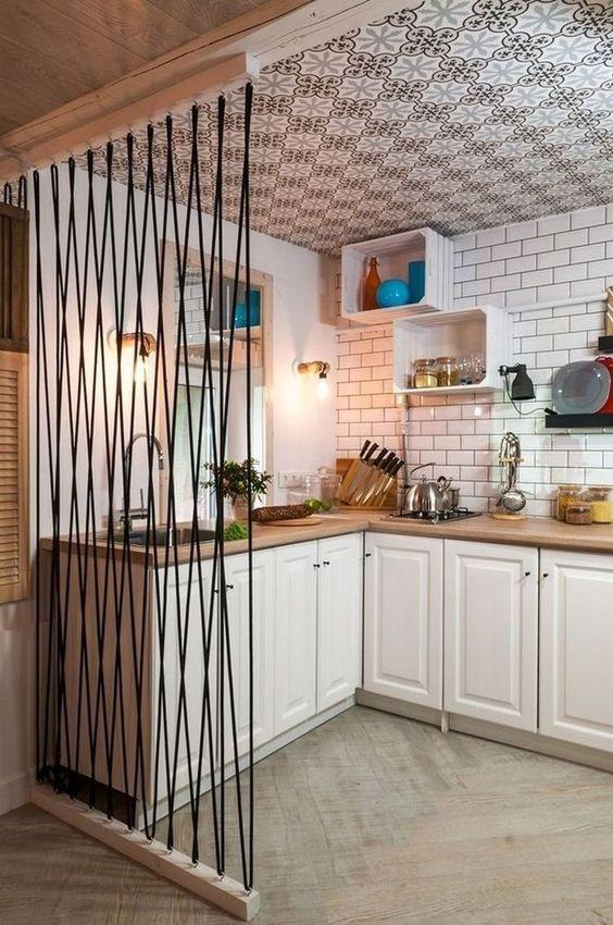 pembatas ruangan untuk dapur