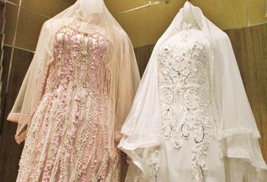 busana pengantin