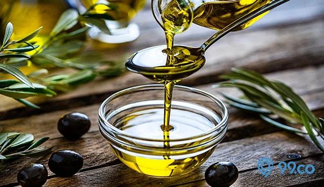 cara menumbuhkan rambut menggunakan minyak zaitun